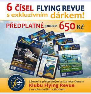 Flying revue předplatné